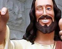 Yo, Tinkerpot Pastors – Your Jesus Is Way Too Nice