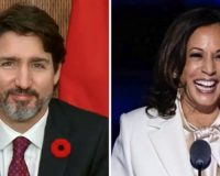 HARRIS 2022: Does Trudeau Have Insider Knowledge That Biden Won't Finish His Term As President?