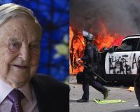 Liberal Mega-Donor Soros Donates $1M To 'Defund Police' Activists But Polls Show The Majority Of Voters Want MORE Police