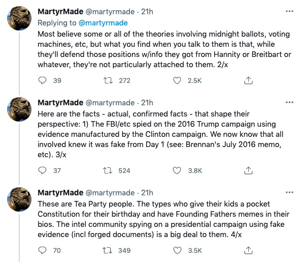 Epic Twitter Thread Gives Perfect Primer On Why MAGA Doubts 2020 Election Results ⋆ Conservative Firing Line