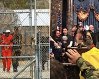 ACCUSATIONS OF TORTURE: Is Biden Closing Gitmo, Only To Build 'Gitmo 2.0' Right Here For Republicans?