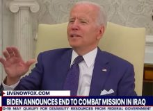 Biden Calls Female Reporter A 'Pain In The Neck' For Asking An Off-Topic Question (VIDEO)