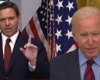 DeSantis Blasts Biden, 'Get The Border Secure And Until You Do That, I Don't Want To Hear A Blip About COVID From You'