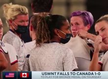 TOO BAD, SO SAD: 'Woke' U.S. Women's Soccer Team Loses Semi-Finals To Underdog Canada