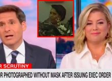 D.C. Mayor Violates Her Own Mask Mandate Hours After It Takes Effect — CNN Runs Cover For Her (VIDEO)