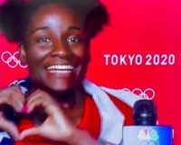 America-Loving Olympic Wrestler Wins Gold And The Hearts Of Patriots In Viral Video