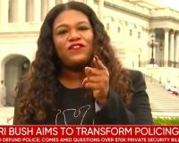 HYPOCRITE: Rep. Cori Bush Defends Spending THOUSANDS On Private Security While Pushing To Defund Police (VIDEO)