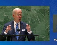 ANGRY JOE: Defensive Biden Attempts To Justify His Admin's Priorities In Speech To United Nations (VIDEO)