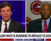 Allen West Tells Tucker Carlson How He Would Secure The Texas Border And It Makes PERFECT Sense (VIDEO)