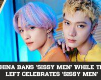 China Bans 'Sissy Men' While The Left Celebrates 'Sissy Men'