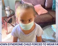 EVIL: Teachers TIED Mask On Face Of Non-Verbal Special Needs 7 Yr Old For WEEKS Without Notifying Her Parents