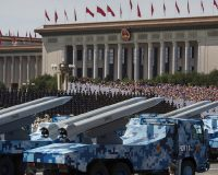 NEW ARMS RACE: China Unveils Dangerous New Toy … While Biden Is Purging Unvaxxed Solidiers