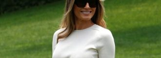 Melania Doesn't Want To Mingle In D.C. - Do You Blame Her?
