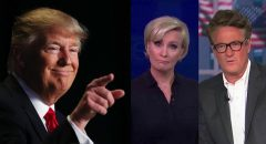 Trump Attacks Morning Joe And His Liberal Chick, Mika Somebody, In Hilarious Tweet
