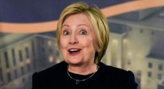 LMAO: Hillary Says If Trump Investigates Her It'll Be A 'Disastrous Step Towards...