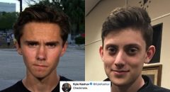 BOOM: Kyle Kashuv Destroys David Hogg's New 'Boycott' Before It Gets Out Of The Starting Gate