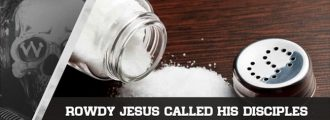 Dear Christian: Jesus Compared You To Salt, Not Sweet Little Sugar Cubes