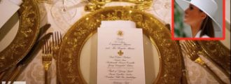 Melania Plans First State Dinner & Trolls Hillary With A Master's Skill