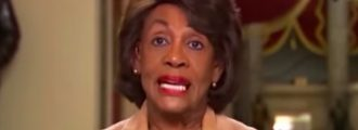 Maxine Waters Just Out Maxine Watered Herself With The Stupidest Comment Ever About Trump