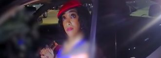 Watch: Chick Says Cop Sexually Assaulted Her - Dash Cam Video Tells A Different Tale