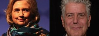 Bourdain's Tweet About Hillary Is Some Freaky Stuff - Here's The 411