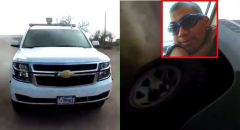 Watch: Dude Challenges A Border Patrol SUV - That Was A Bad Idea