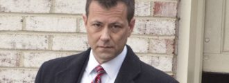 Disgraced FBI Agent Peter Strzok Escorted Out Of FBI Building -- Here's The 411