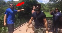 Animal Activists Attack Two Bro's For Fishing - All Hell Breaks Loose