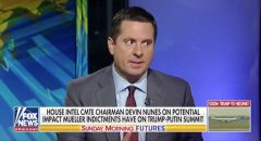 Clash Poll: Does This Nunes Interview Make Mueller's Indictments Look Like 'Wag The Dog'?