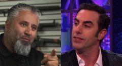 Borat Tries To Punk Gun Store - That Was A Bad Idea