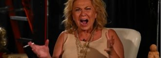 WATCH: Roseanne Attacks Valerie Jarrett AGAIN - Snowflakes Will Not Like This One