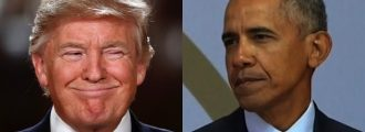 LMAO: Trump Meddled In Obama's Trip To South Africa And It's Pretty Funny