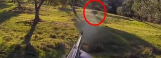 Watch: The Slow Motion Wild Boar Kills Are What We Call, 'Pretty D@mn Awesome'