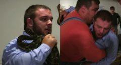 Watch: Snake Handling Preacher Handles The Wrong Frickin' Snake