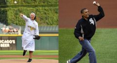 Watch: This Nun's First Pitch Makes Obama's Look Lame