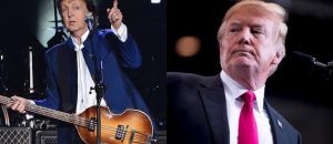 What Paul McCartney Just Said Abut Trump Might Make You Break Your Beatle Albums
