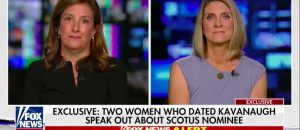 WATCH: These 2 Ladies Dated Kavanaugh And Talk About Life With Brent