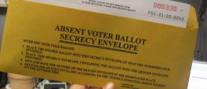 Report: College Students Can't Cast Absentee Ballot Because They Can't Find Stamps
