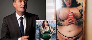 Piers Morgan Calls Out 'Morbidly Obese' Tess Holliday - Was That Calloused Or Caring?