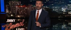 Kimmel Calls For Kavanaugh's Johnson To Be Lopped Off... We Say 'You First'
