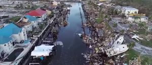 WATCH: Drone Video And Pics Of Hurricane Michael's WRATH Will Blow Your Mind!