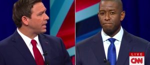 Ron DeSantis Deep Fries Soros' Socialist Son, Andrew Gilliam, In FL Debate And It's PERFECT