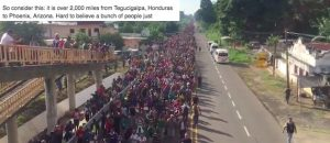 James Woods Wants To Know How A 'Migrant Caravan' Is Moving So Fast?