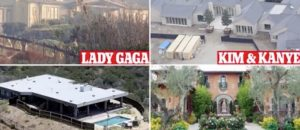 Bruce 'Caitlyn' Jenner's Home Burns Down In Cali Fires - Other 'A Listers' Torched As Well
