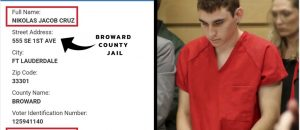 Dear America: FL Dems Registered Parkland HS Killer To VOTE - Here's The Disgusting Details