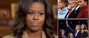 Bitter, Table For One? Michelle Goes After Melania And It's Petty AF