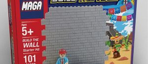 This 'Build The Wall' Lego-Like Set Is Sending Liberals Into 5-Alarm Hissy Fit