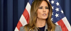 Melania's Official Response To Michelle's Pettiness Is Why We LOVE Melania