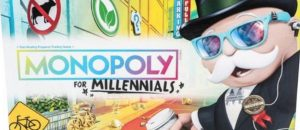 LMAO: 'Monopoly For Millennials' Is The PERFECT Board Game For The Snowflakes On Your Shopping List