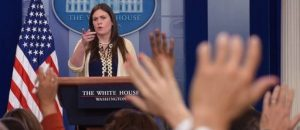 BOOM: Trump Sets New Rules For Pressers After Acosta Pathetic Hissy Fit